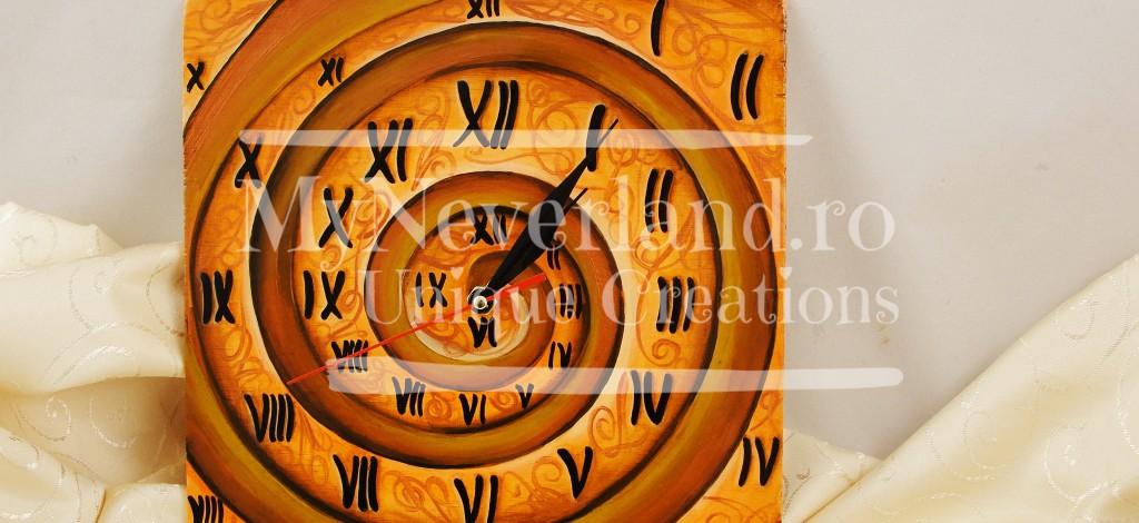 """Ceas de perete """"Spiral"""""""