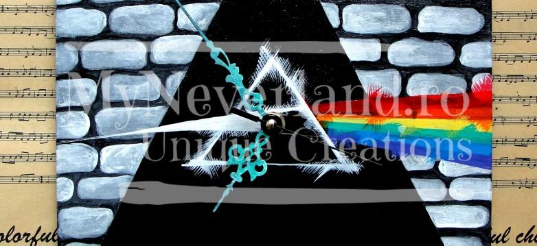 """Ceas """"Pink Floyd"""""""