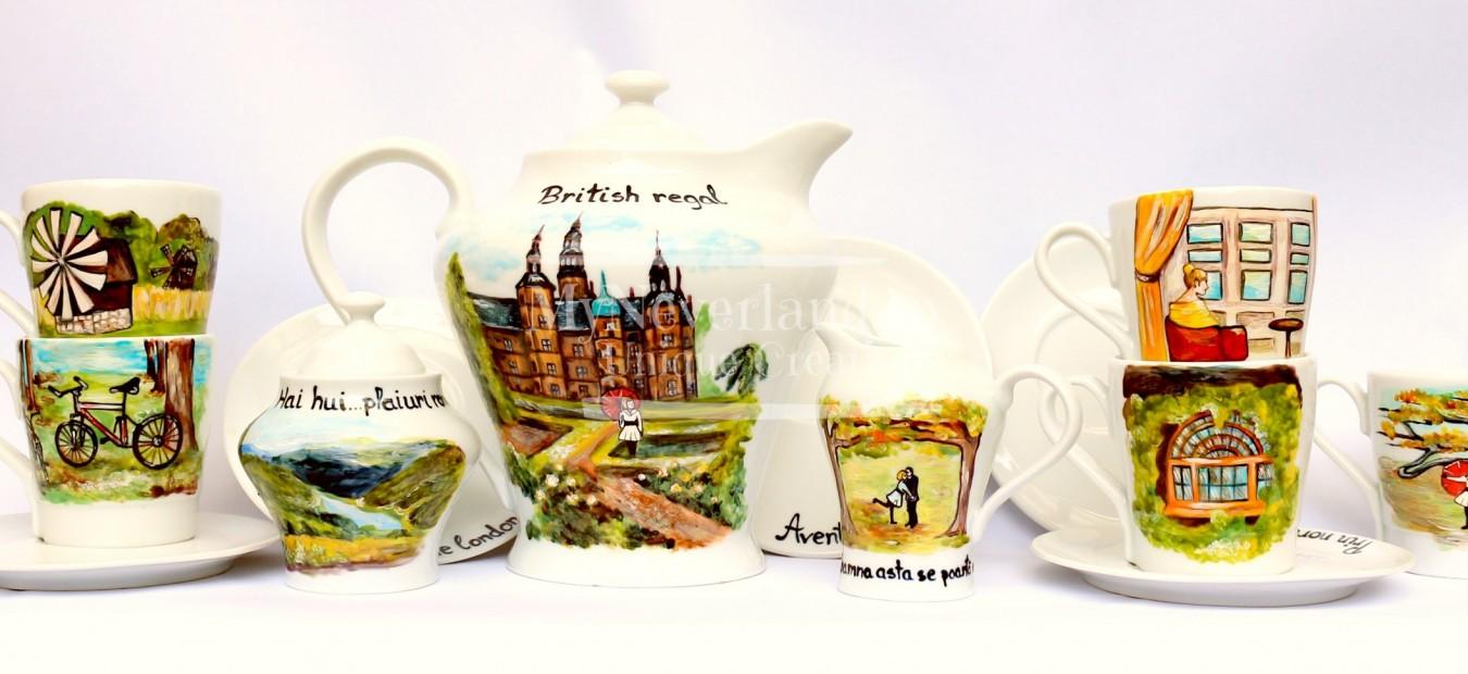 """Set ceai """"Our Memories"""""""