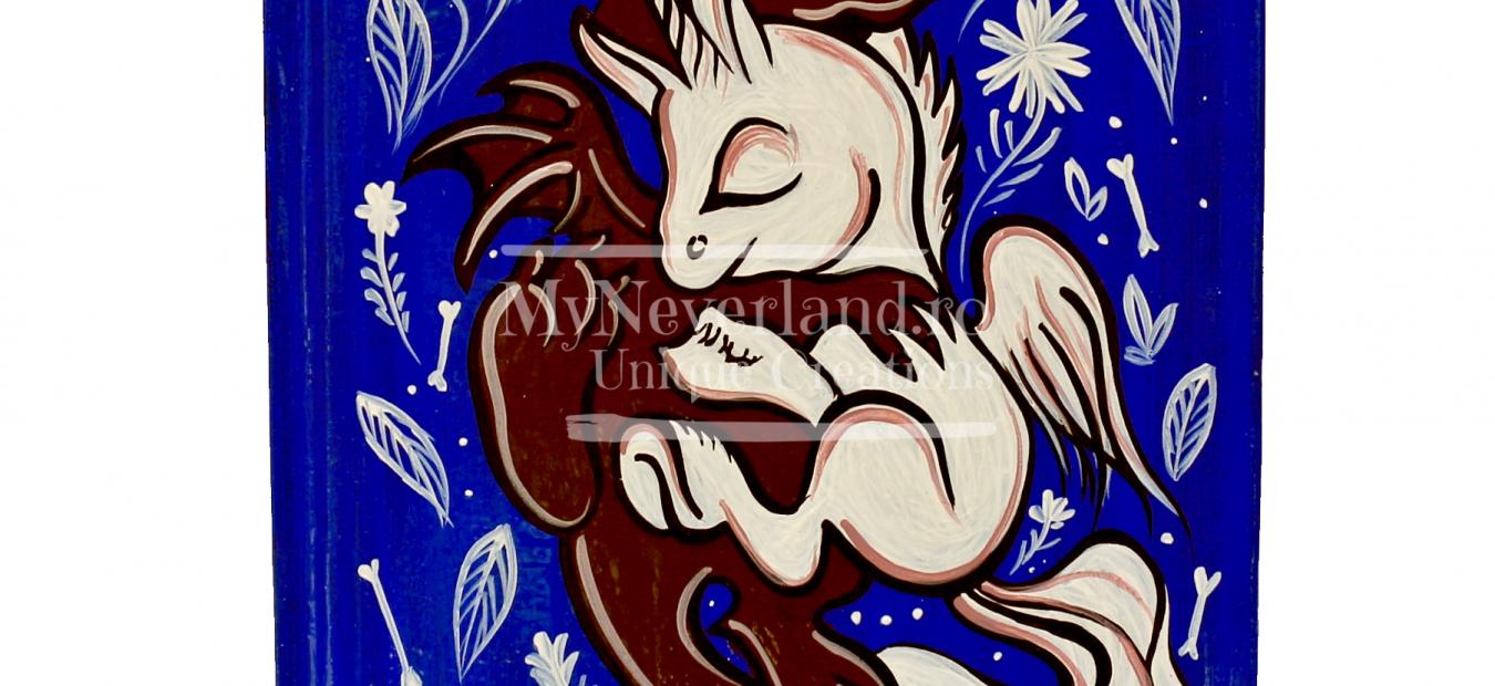 "Agenda ""Dragon & Unicorn"""
