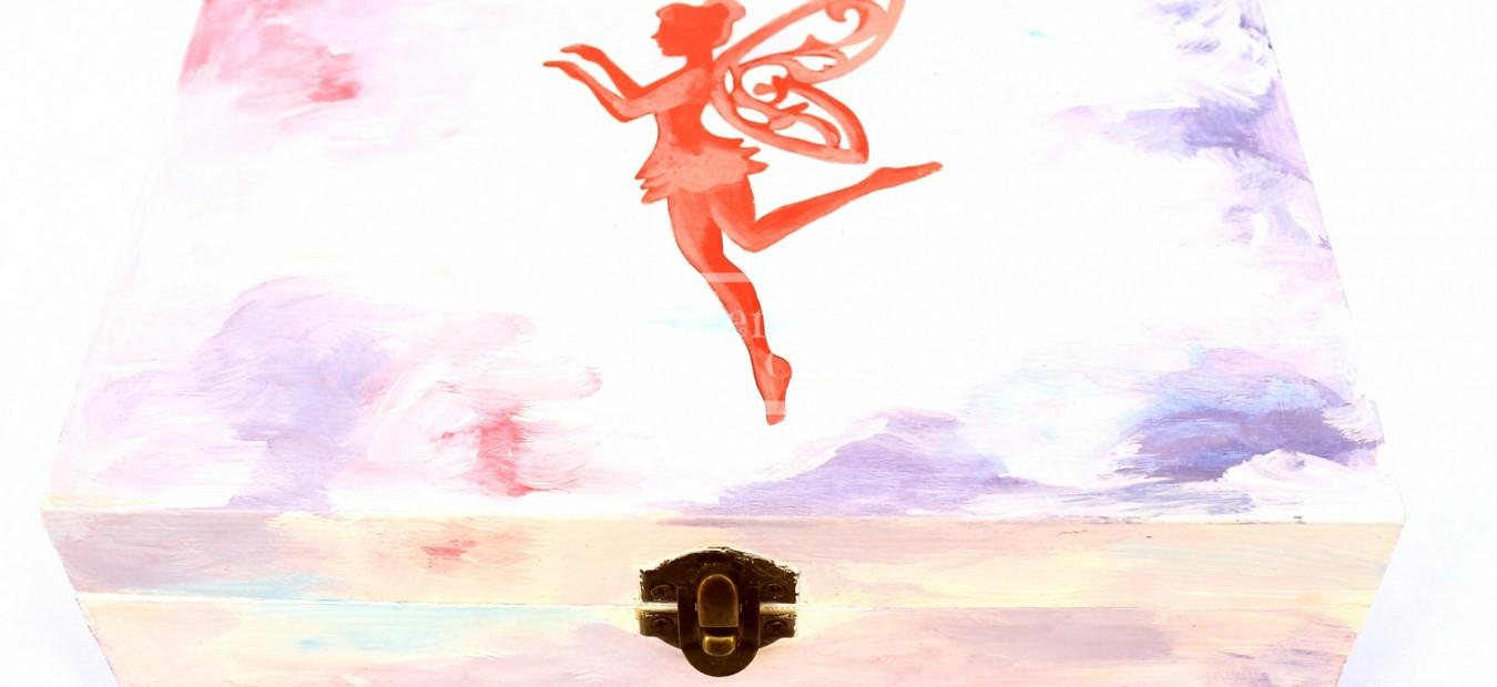 """Cutie depozitare bijuterii """"Fairy"""""""
