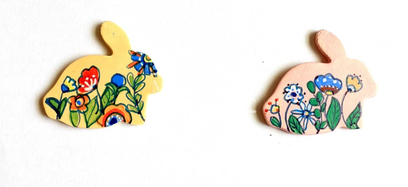"Brose ""Flowery Bunnies"""