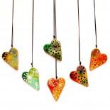 """Coliere """"Hearts"""""""