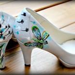 """Pantofi pictati """"Dragonfly"""""""