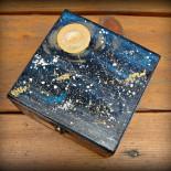 """Cutie pentru bijuterii """"Moon and Stars"""""""