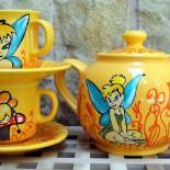 """Set pentru ceai """"Tinker Bell"""""""