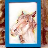 """Ilustratie """"Horse"""""""