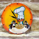 "Ceas de perete ""Donald Duck"""