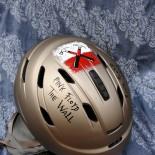 Casca ski personalizata