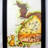 "Ilustratie ""Naughty Cat!"""