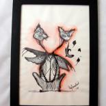 """Ilustratie """"Mystic Cat"""""""