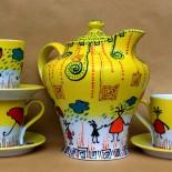 """Set pentru ceai """"Allegria"""""""