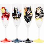 "Set pahare nunta "" Super Heroes"""
