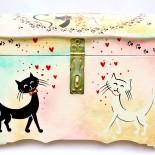 "Cufar nunta ""Cats"""