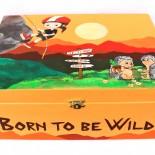 """Cufar botez """"Born to be wild"""""""