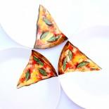 "Set farfurii portelan ""Love for Pizza"""