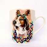 "Cana ""Festive Dog"""