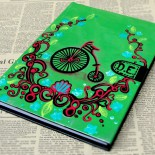 "Agenda personalizata ""Bicycle"""