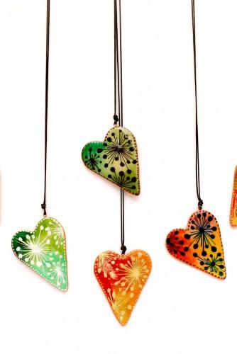 "Colier Martisor Inima ""Heart"""