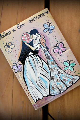 "Agenda Wedding Planner ""Love"""