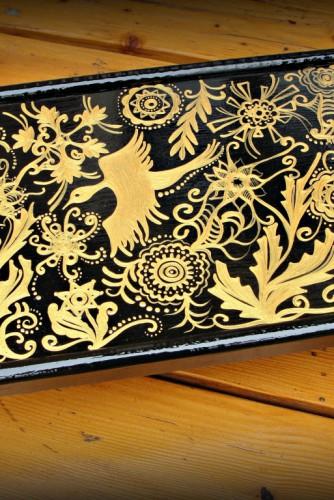 """Masuta pliabila """"Golden Details"""""""