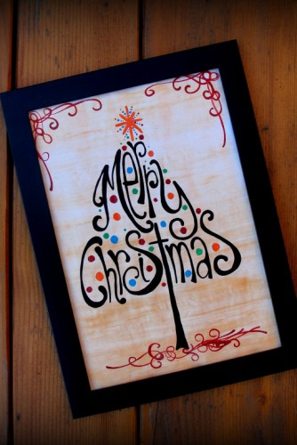 "Ilustratii ""Celebrating Christmas"""