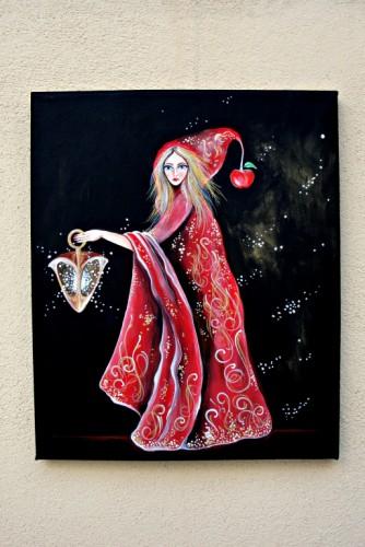"Tablou ""Fairy"""