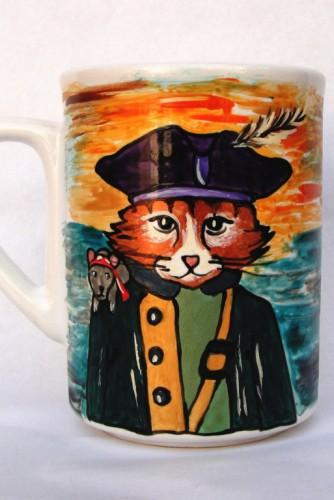 """Cana """"Pirate cat"""""""