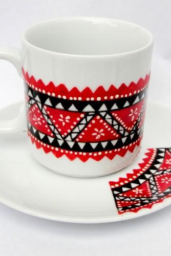 """Cana pentru cafea """"Etnic Motifs"""""""