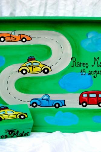 "Set  moț ""Cars"""