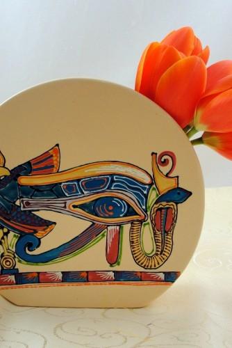 """Vaza """"Egyptian mood'"""