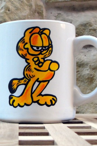 "Cana ""Funny Garfield"""