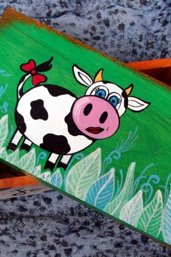 "Cutie ""Cute cow"""