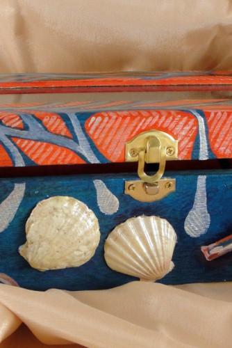 """Cutie pentru bijuterii """"Sea"""""""