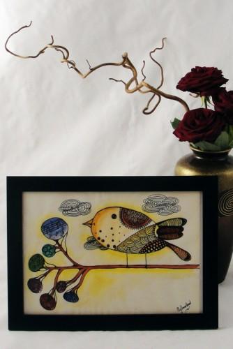 "Ilustratie ""Little Bird"""