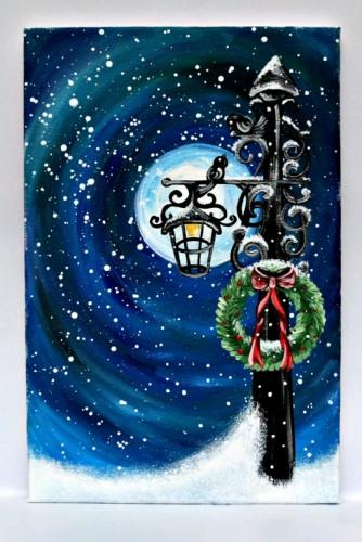 """Tablou Tematica Craciun """"Christmas Feeling"""""""