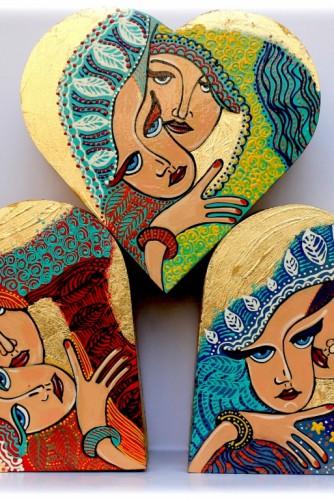 "Cutie de bijuterii ""All of my heart"""