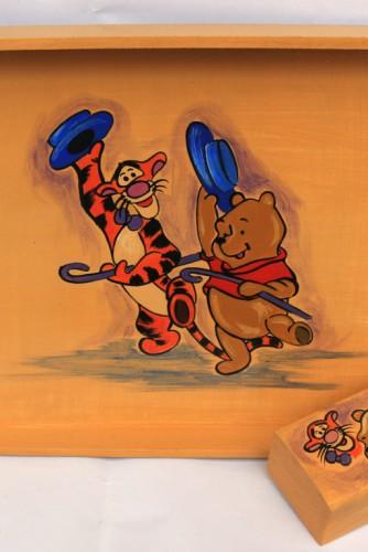 "Set  moț ""Tigger & Winnie"""