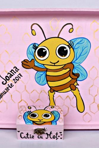"""Set  moț """"Little Bee"""""""