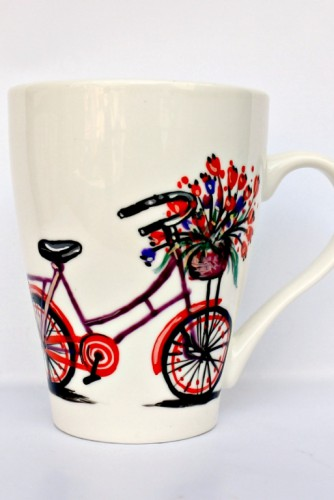 """Cani """"Ride my bicycle"""""""
