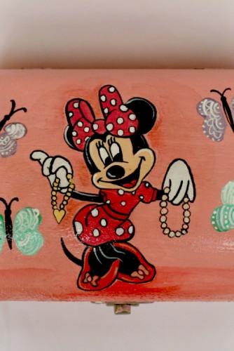 "Cutie amintiri ""Hello Minnie!"""