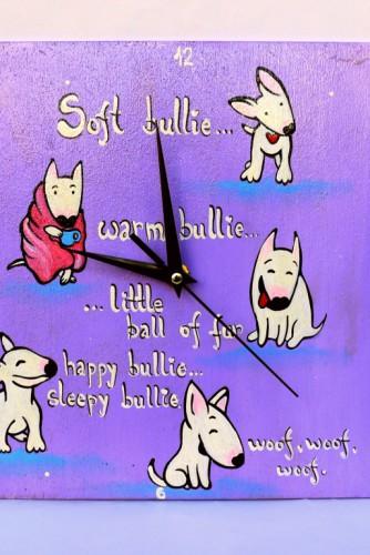 "Ceas ""Happy Bullie"""