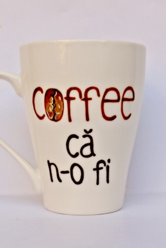 """Cana """"Coffee, ca n-o fi"""""""