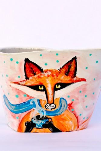 """Lumanare """"Foxy Fox"""""""