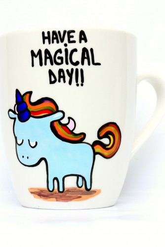 "Cana ""Have a magical day!"""