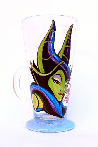 "Cana Latte ""Maleficent"""