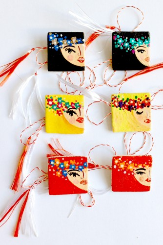 "Brose Martisor ""Faces"""