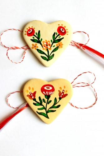 """Brose Martisor """"Heart"""""""