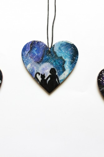 "Coliere ""Heart Galaxy"""