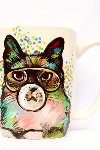 "Cana ""Bubble gum cat"""